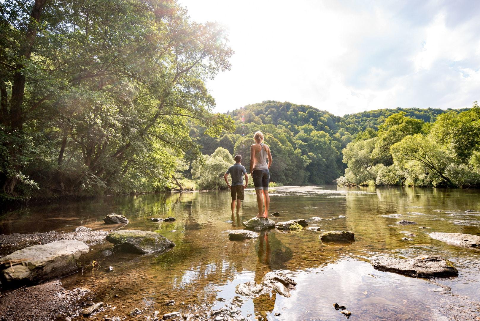 Nationalpark Thayatal ©Studio Kerschbaum/Waldviertel Tourismus