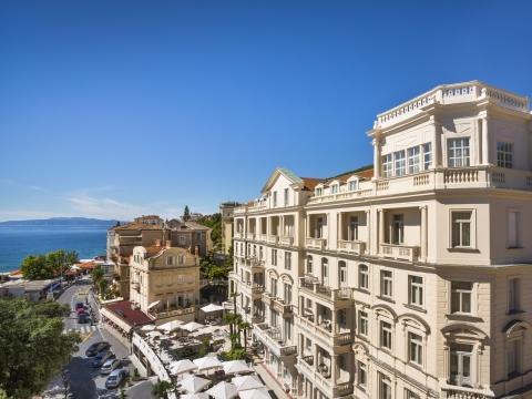 Opatija Grand Hotel Palace_außen©Remisens
