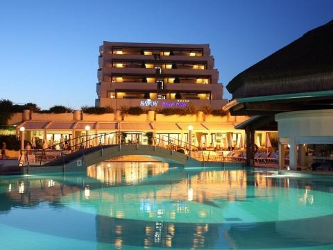 Hotel Savoy Beach in Bibione