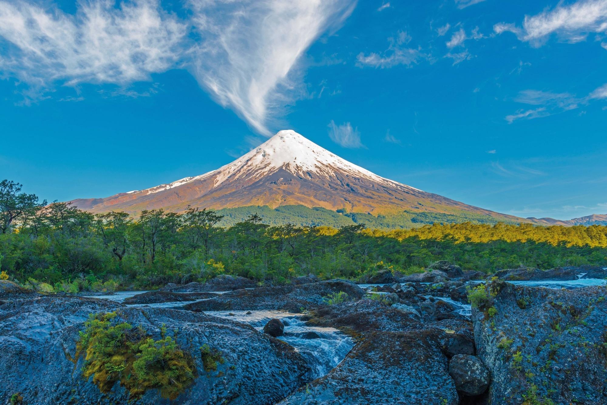Kap Hoorn, Osorno Vulkan, Patagonien, Chile