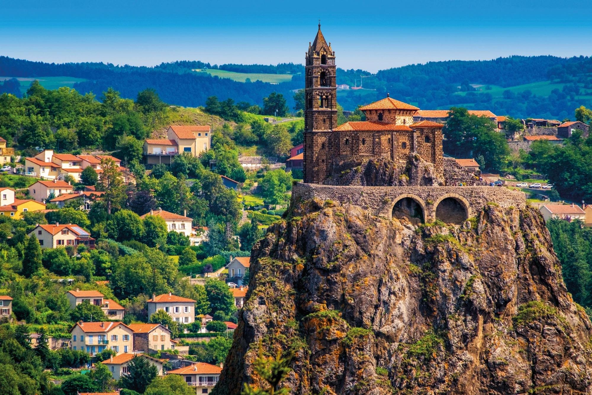 Auvergne_Le Puy en Velay