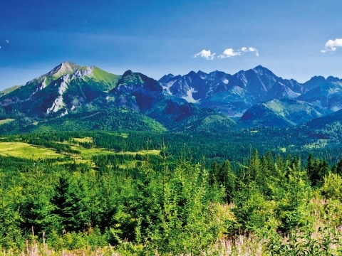 Slowakei, Hohe Tatra