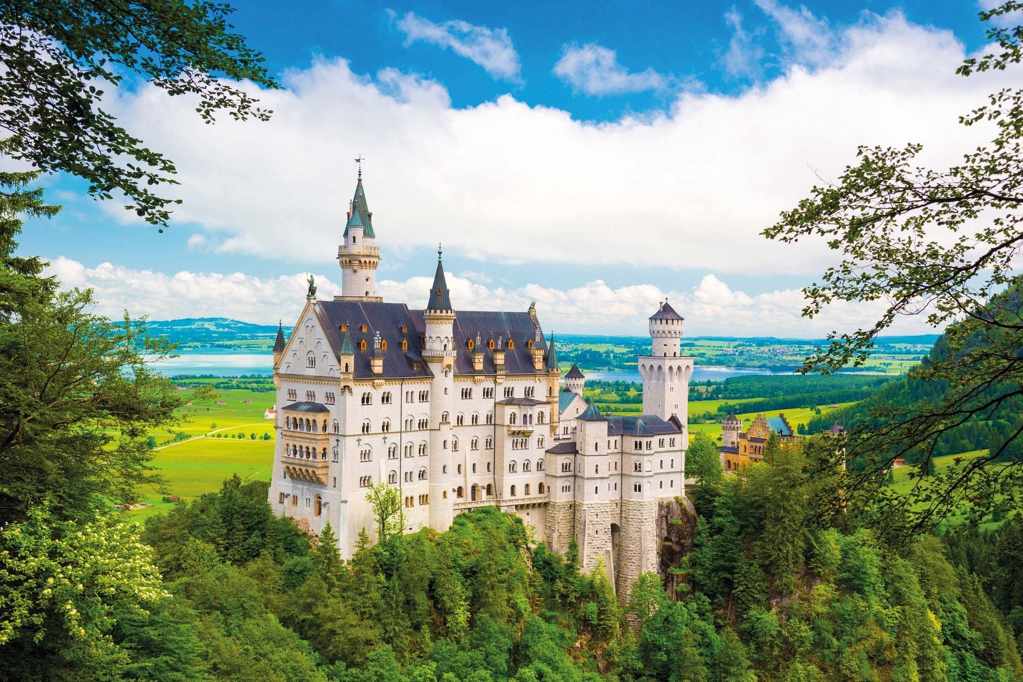 Königsschlösser, Schloss Neuschwanstein