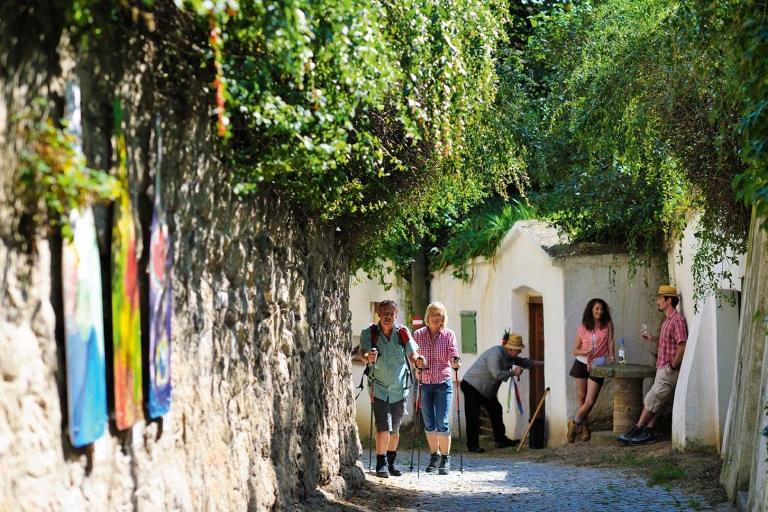 Weinviertel, Kellergasse, Poysdorf ©Weinviertel Tourismus_Horvath