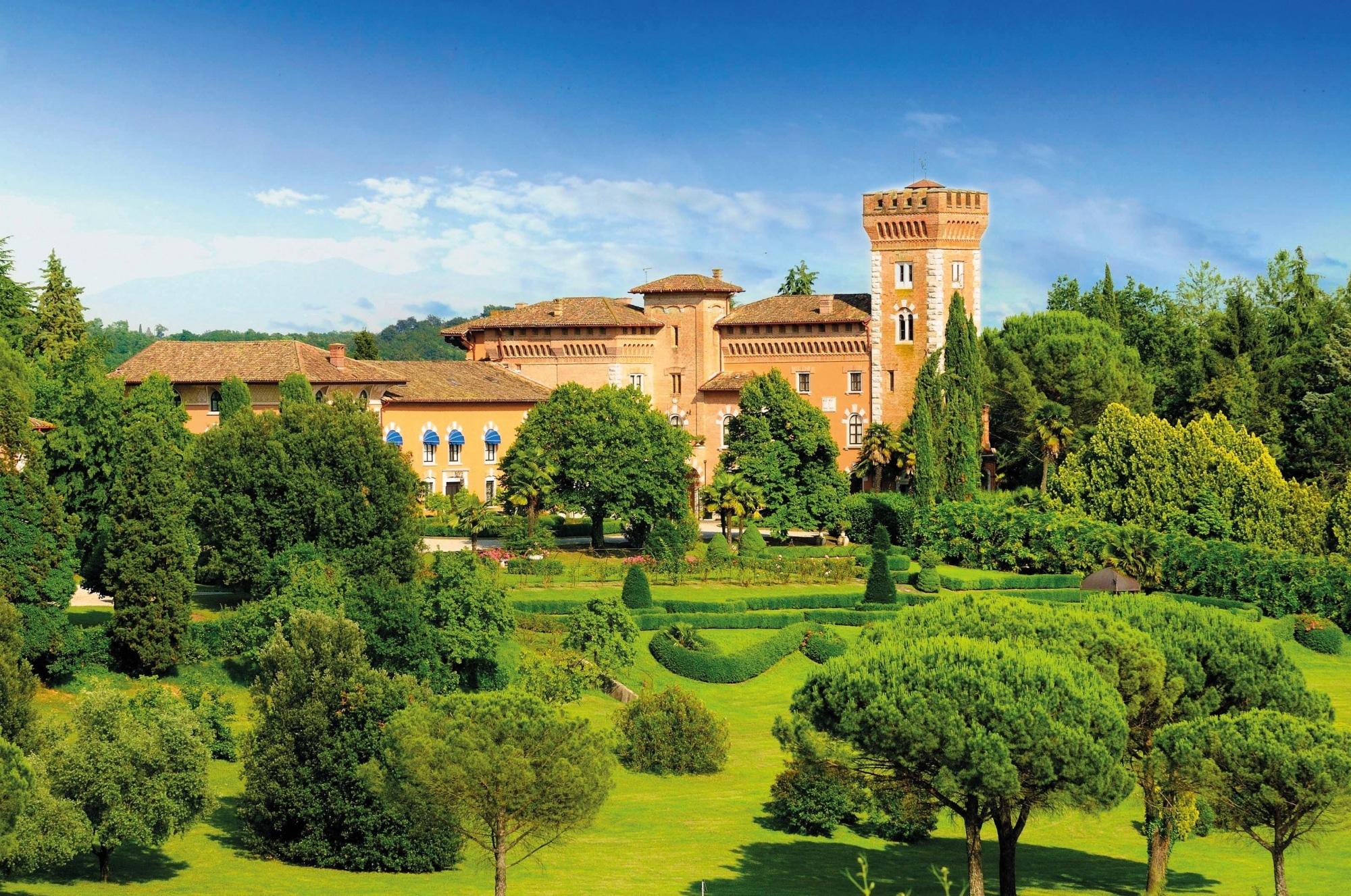 Friaul, Castello di Spessa