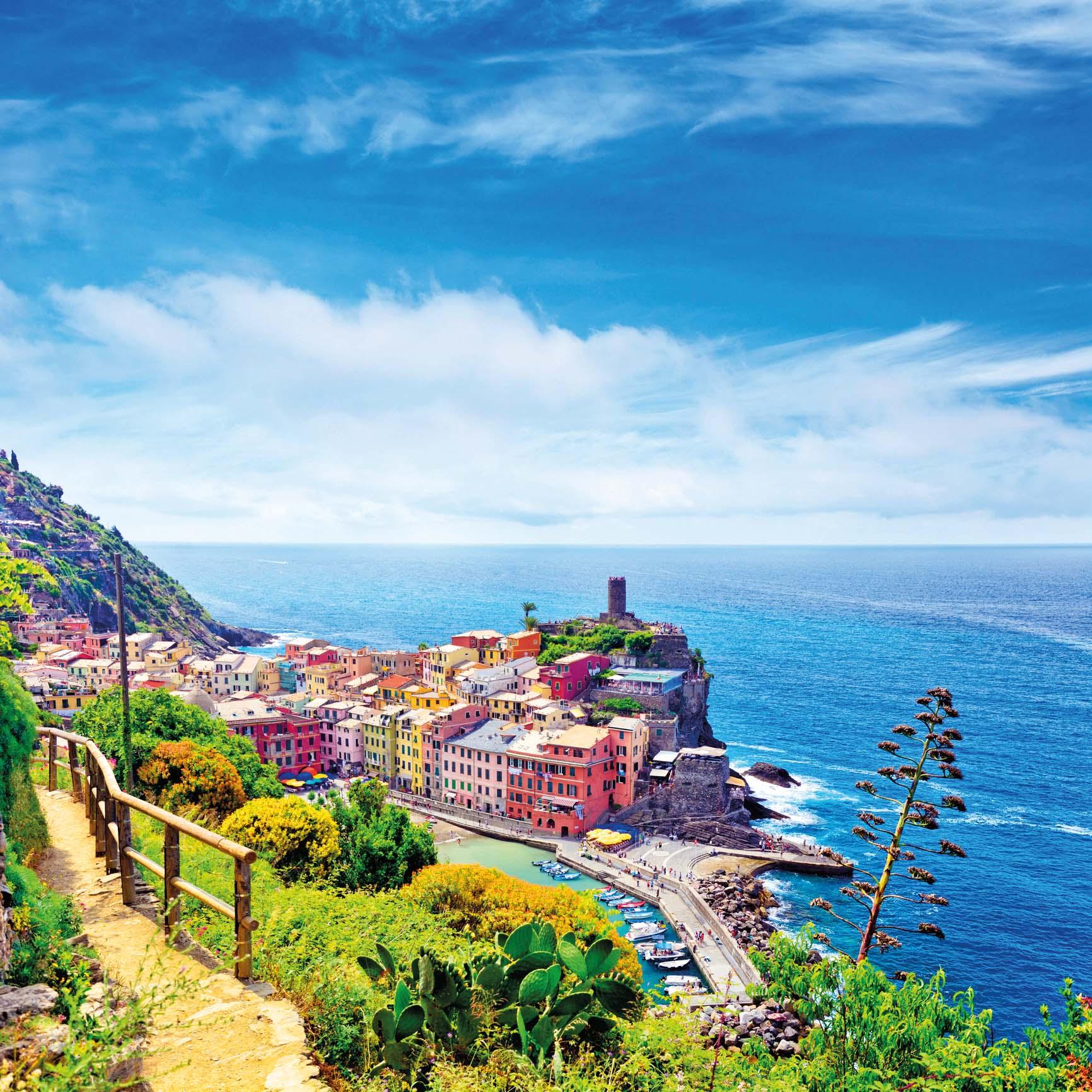 Cinque Terre, Portofino