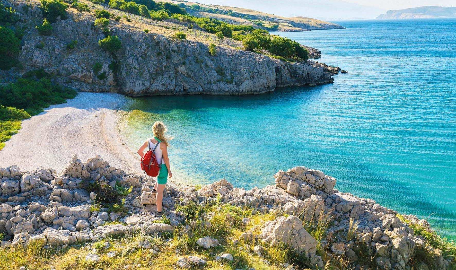 Insel Krk - Kroatien