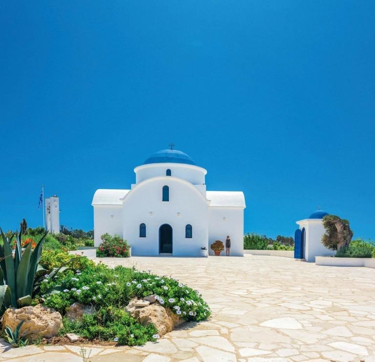 Zypern, Saint Nicholas Kirche in Protaras