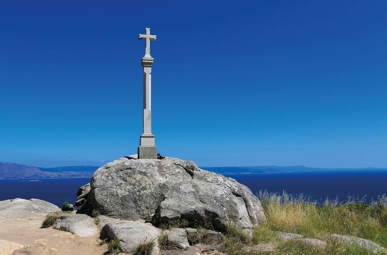 Spanischer Jakobsweg, Kap Finisterre