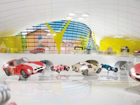 Mythos Motor, Galleria Ferrari