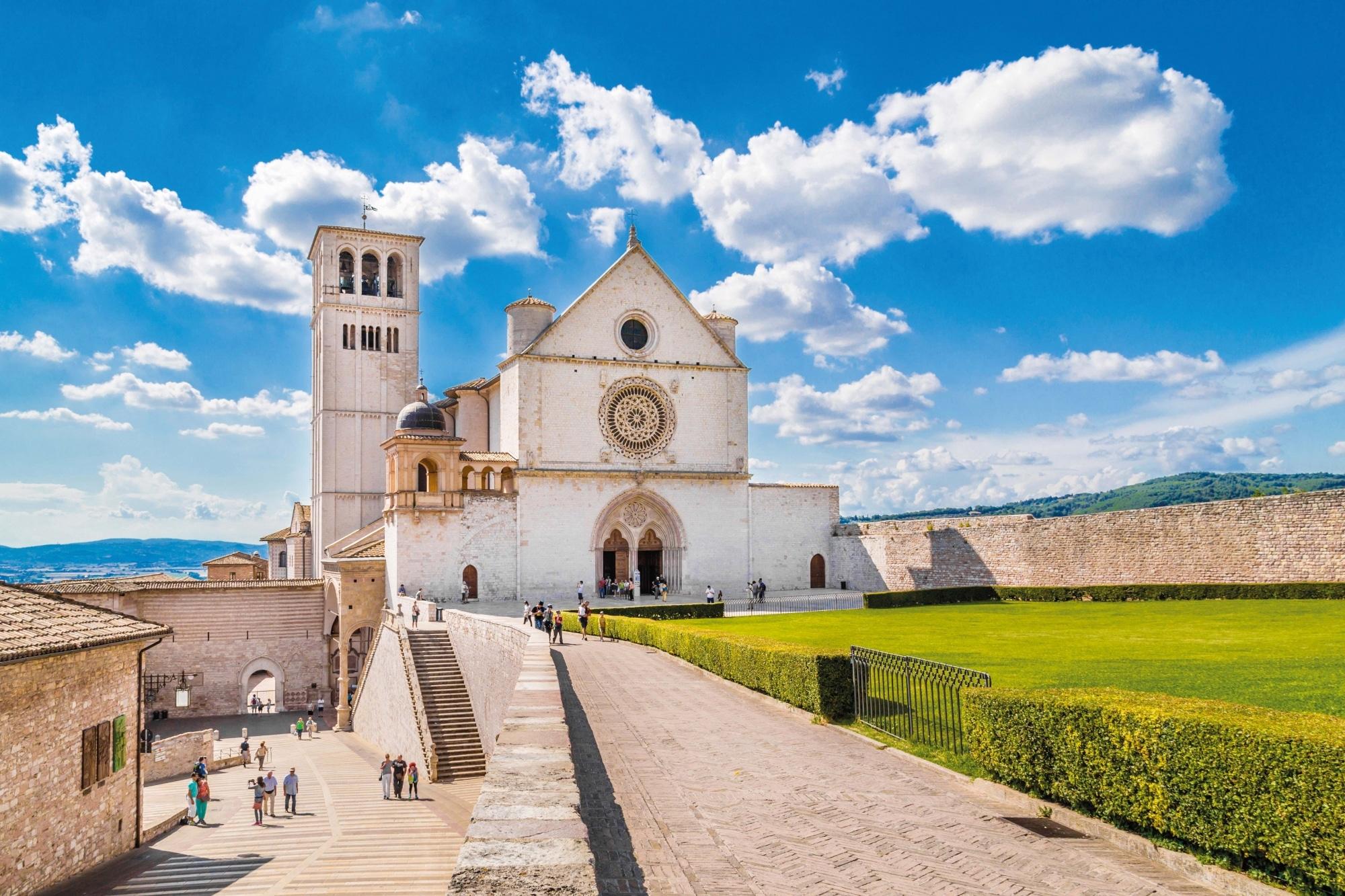 Basilika des Heiligen Franziskus