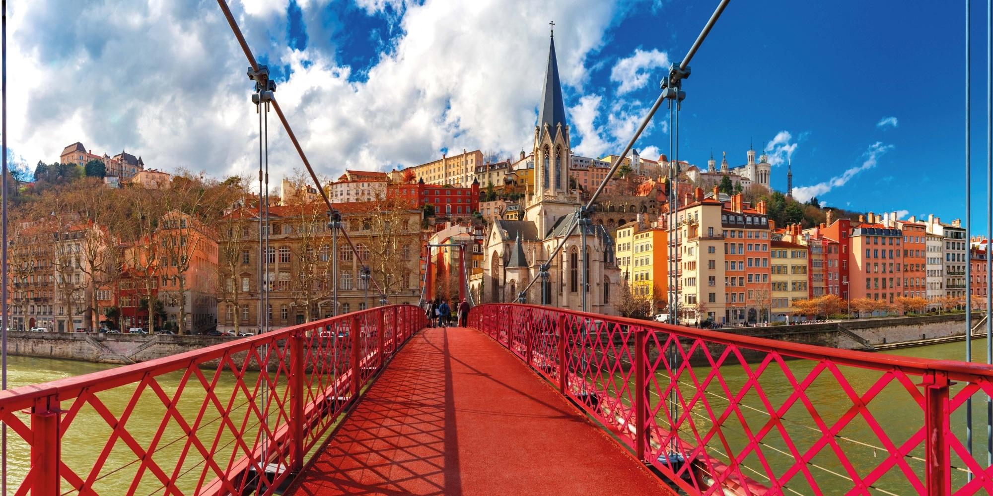 Lyon, Altstadt