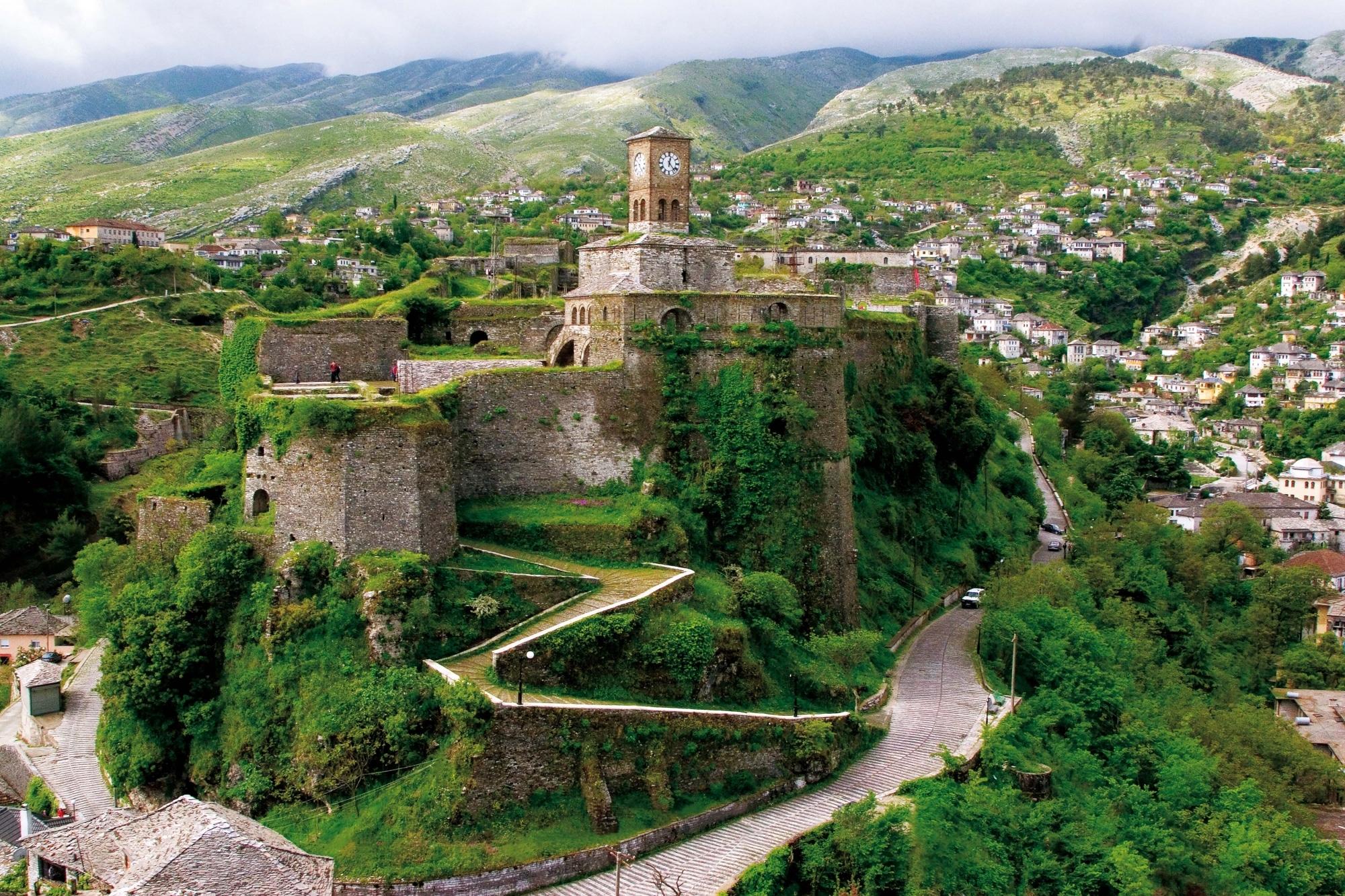 Albanien_Gjirokaster