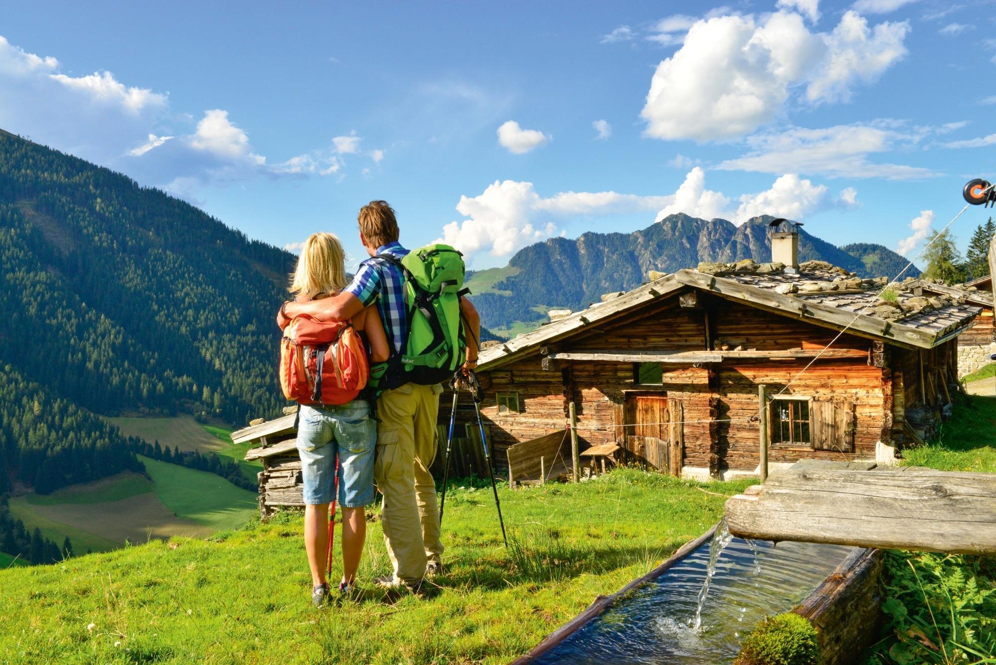 Alpbach, Inneralpbach, Stettauer Alm