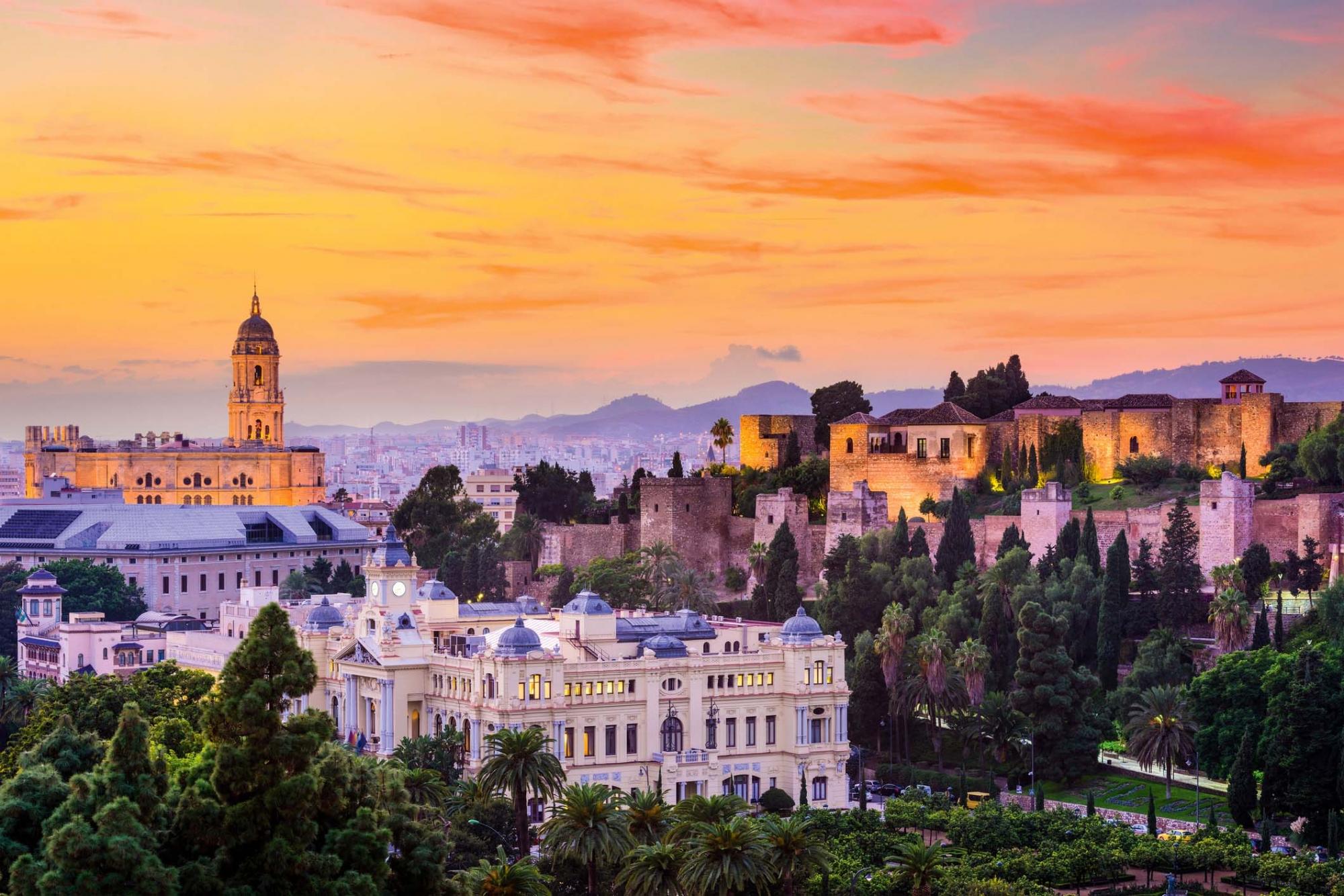 Andalusien, Malaga