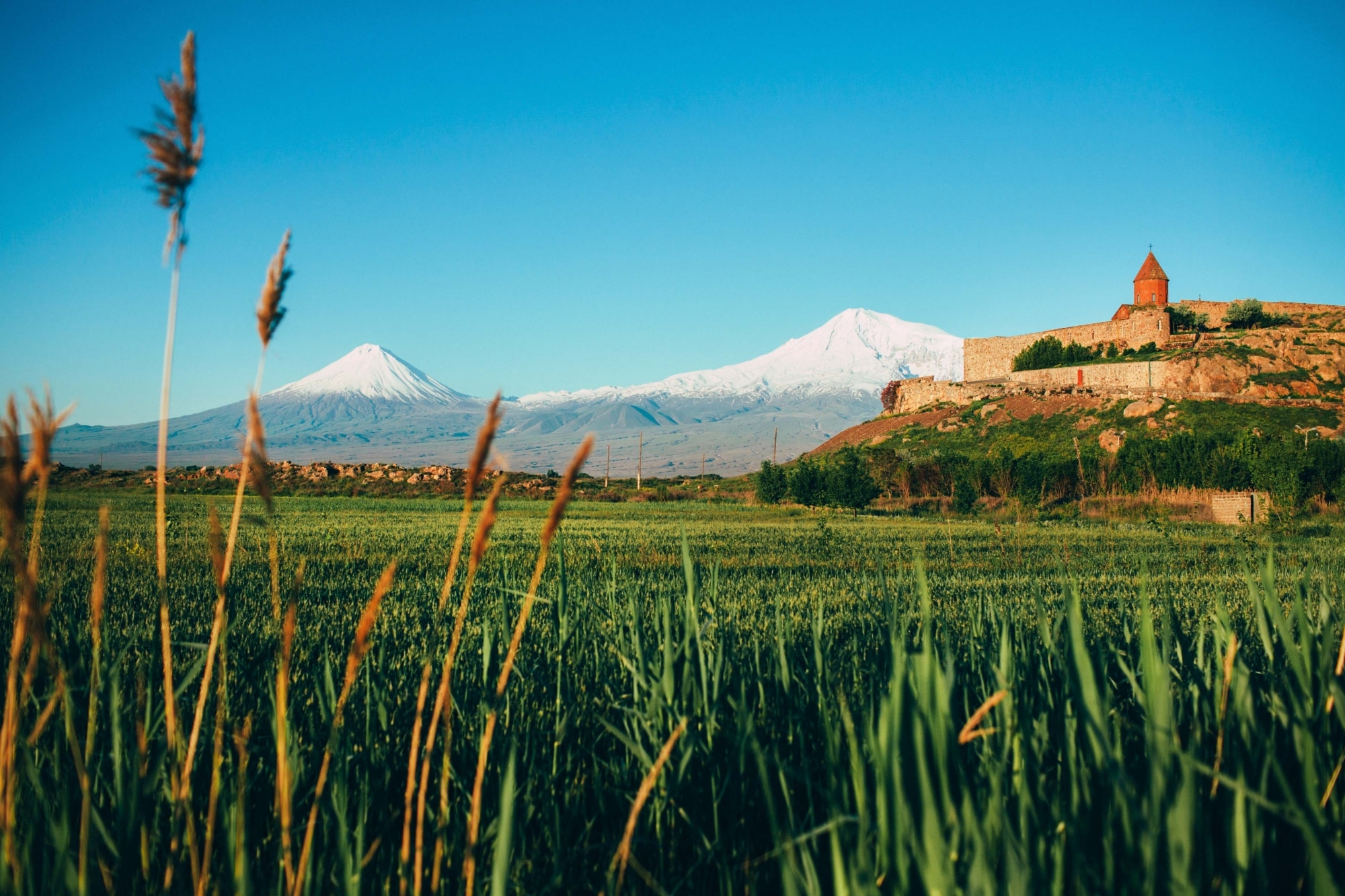 Armenien, Kloster Chor Virap