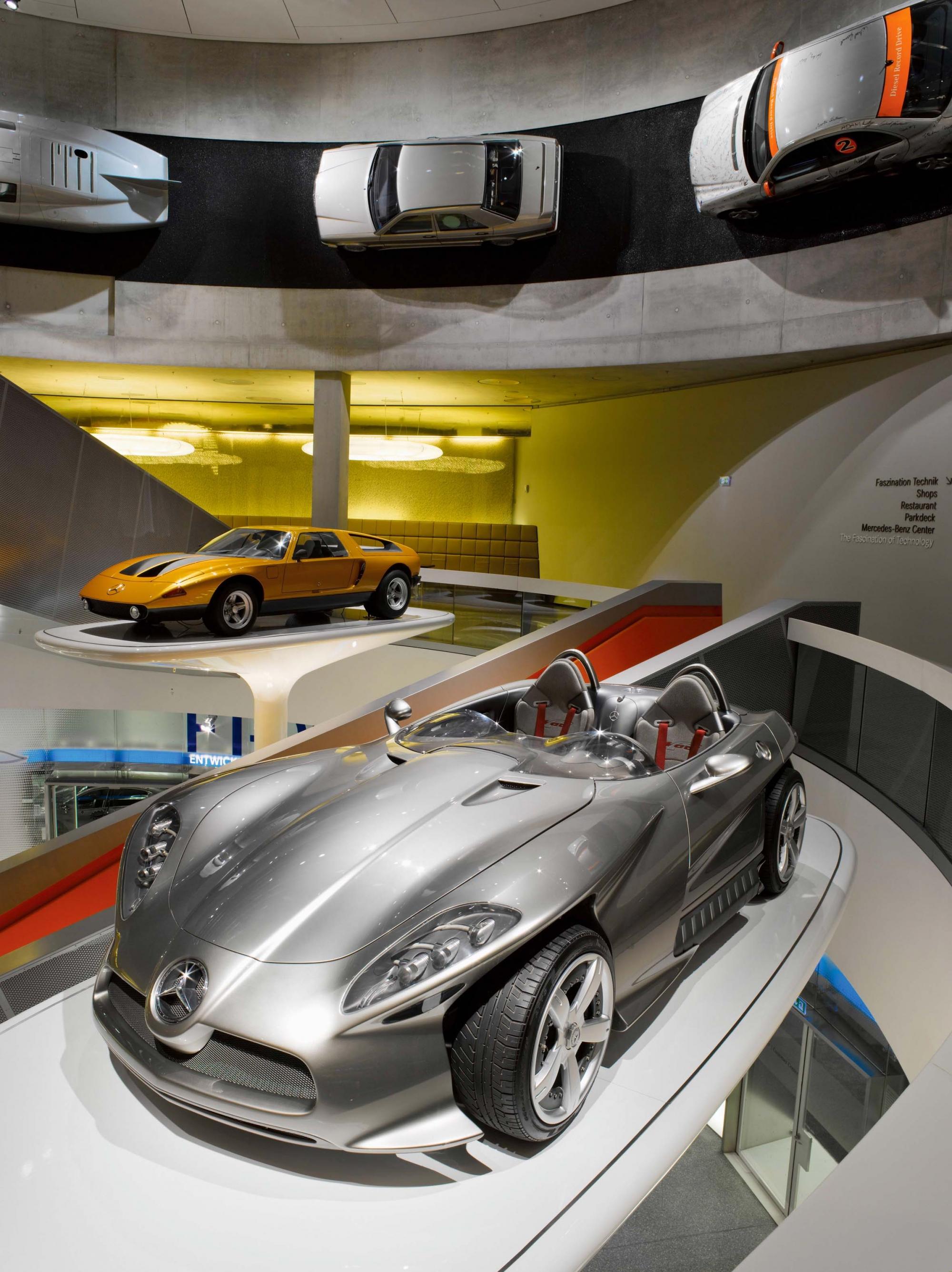 Autowelten Deutschland,Mercedes-Benz Museum