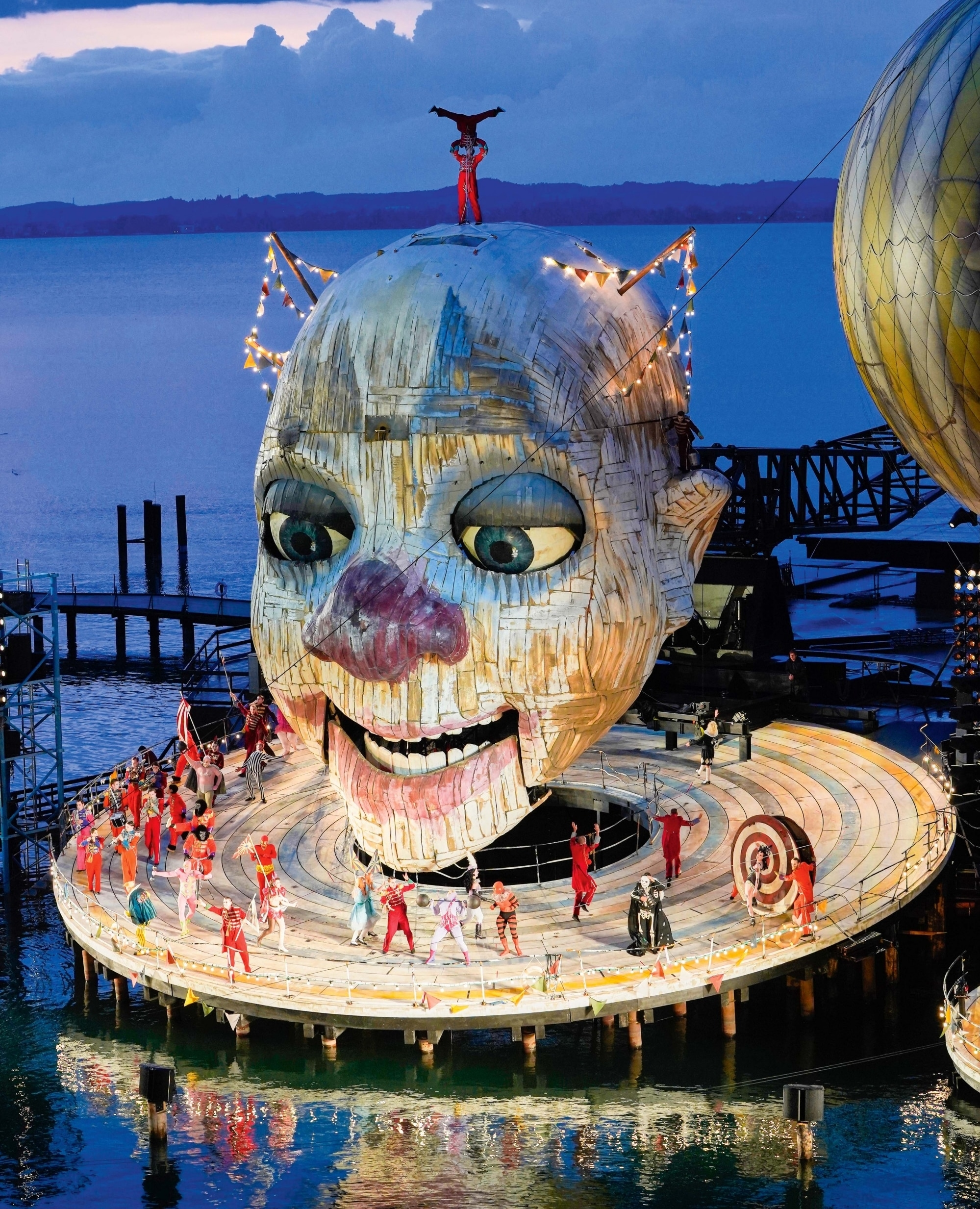 Bregenzer Festspiele, Verdi, Rigoletteo ©Anja Köhler