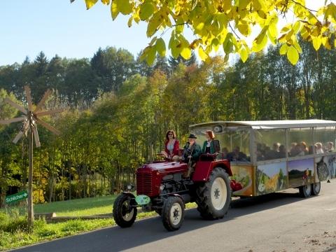 Traktorgaudi Südsteiermark