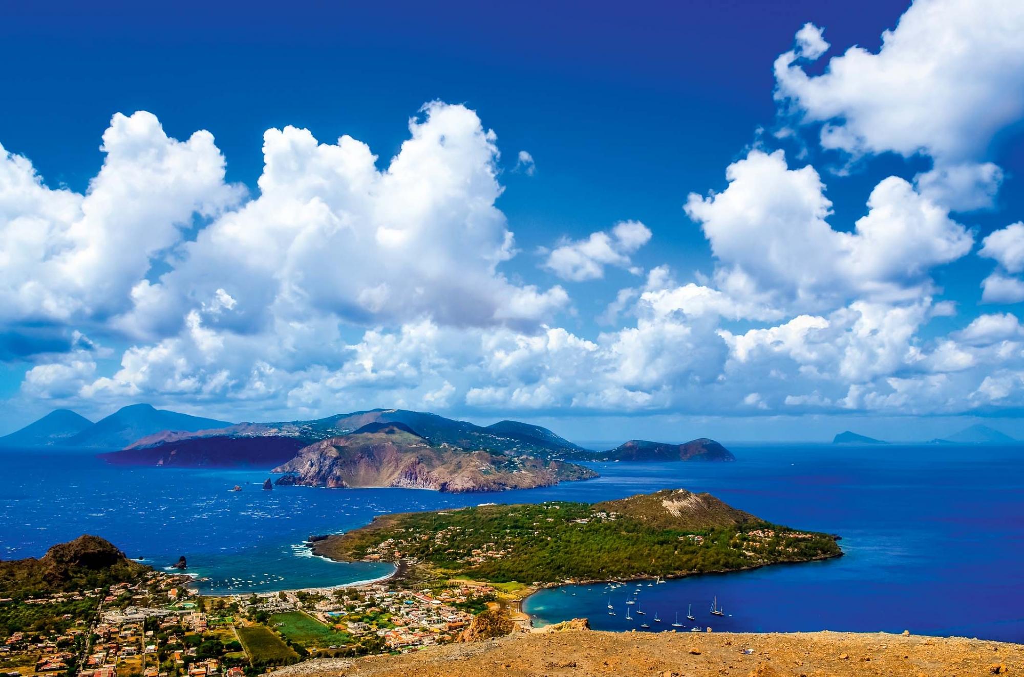 Äolische Inseln, Lipari