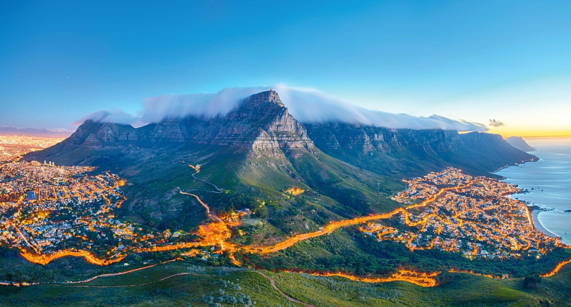 Südafrika, Kapstadt