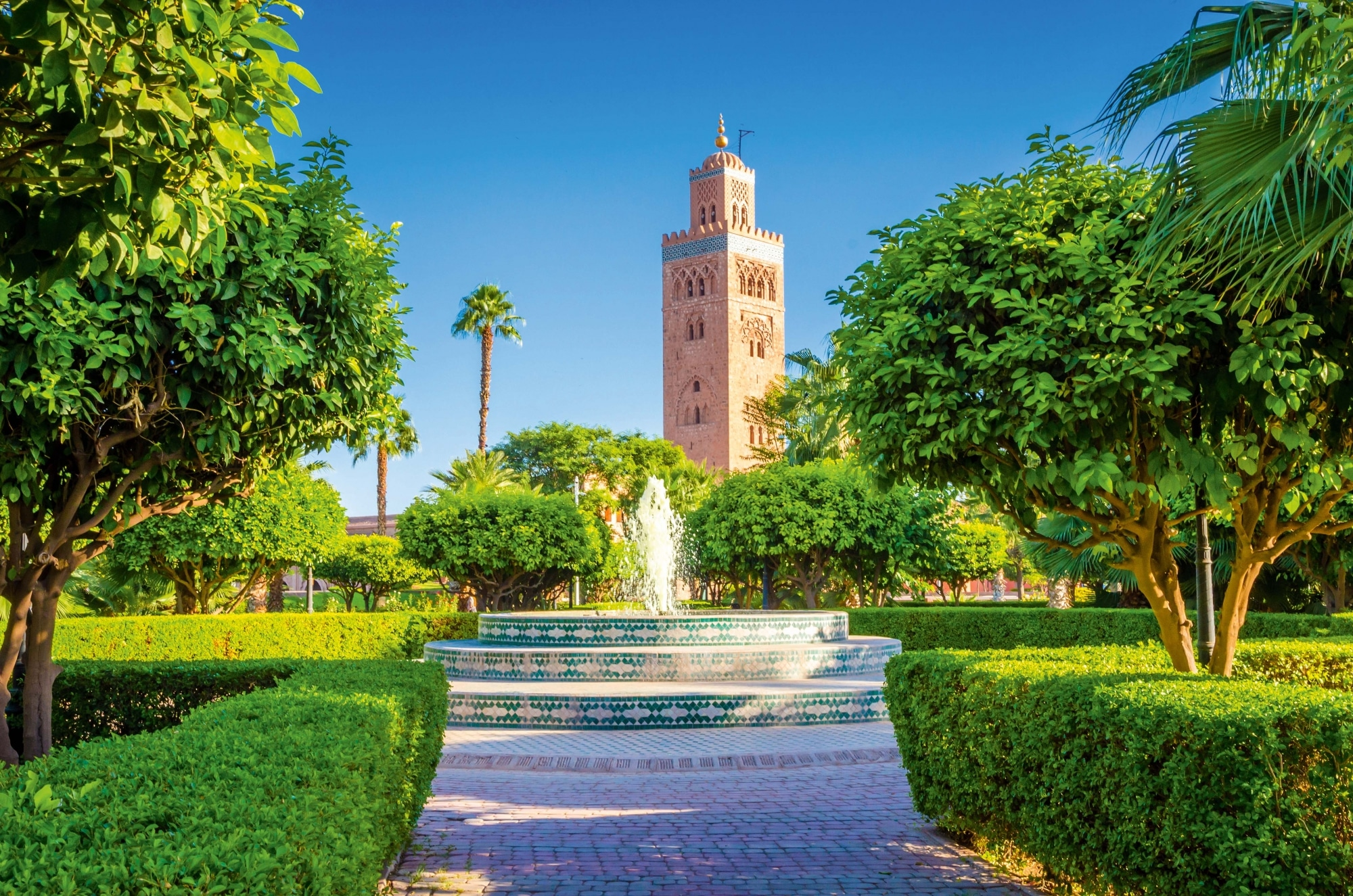 Marrakesch, Koutoubia