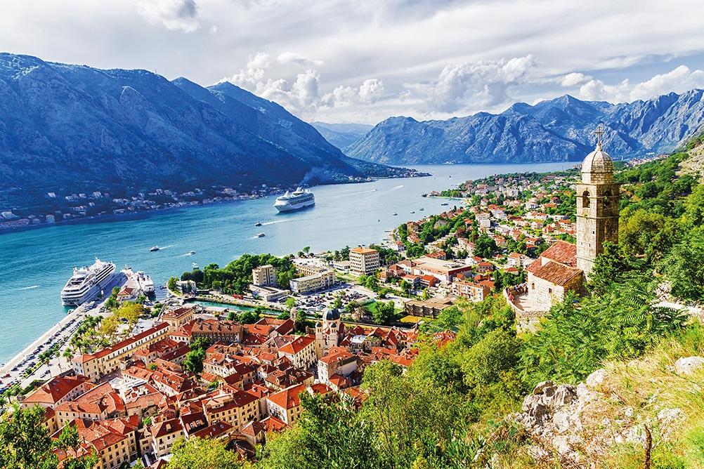 Bucht vob Kotor