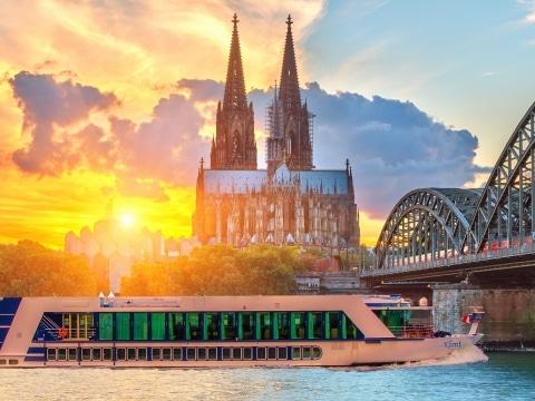 MS Klimt, Köln
