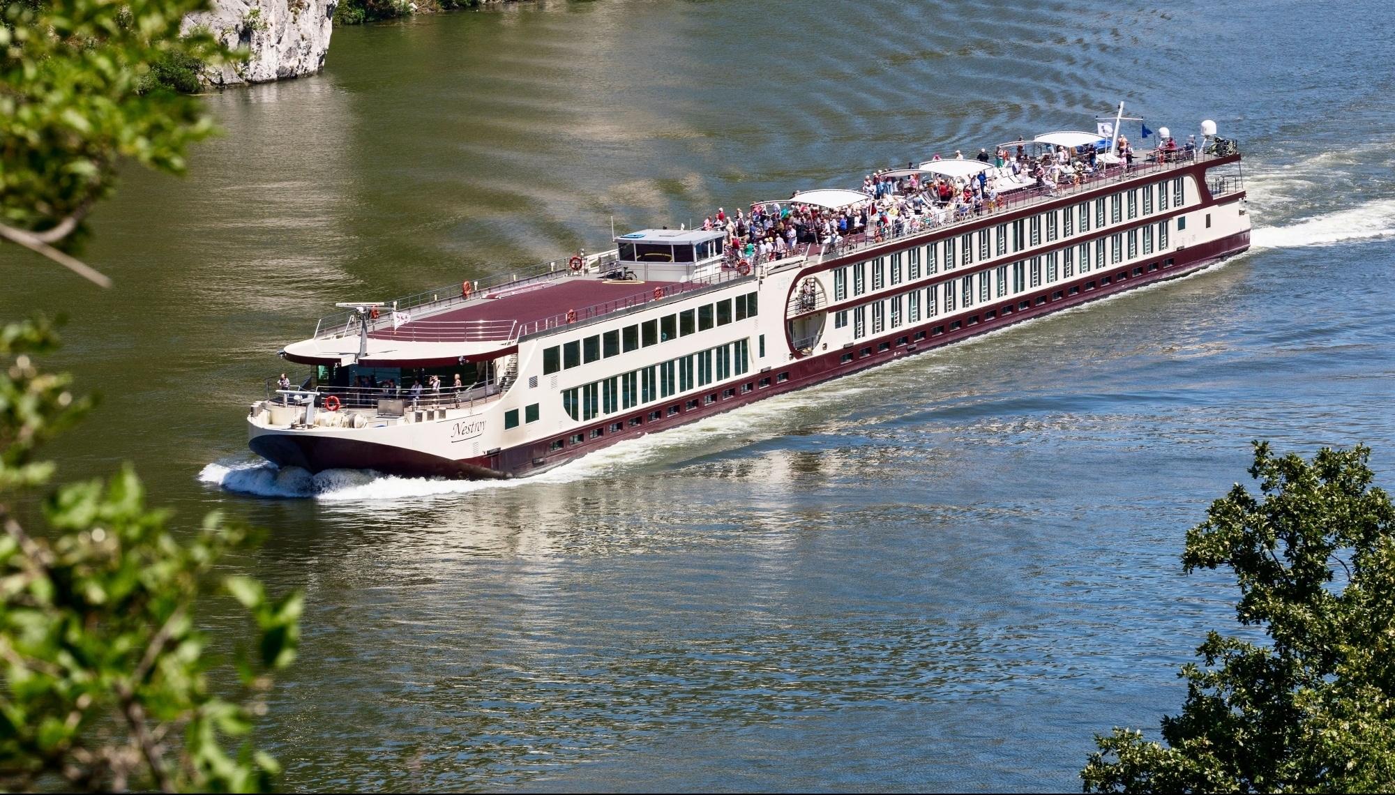 Donau, MS Nestroy