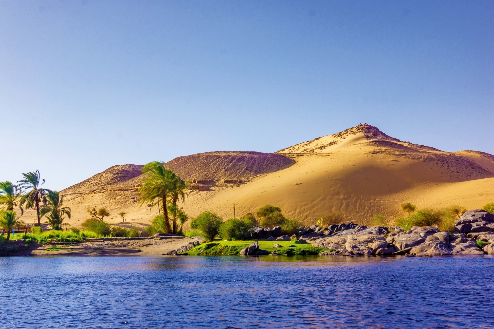 Flusskreuzfahrt Nil