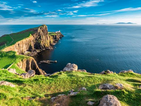 Schottland, Isle of Skye, iStock
