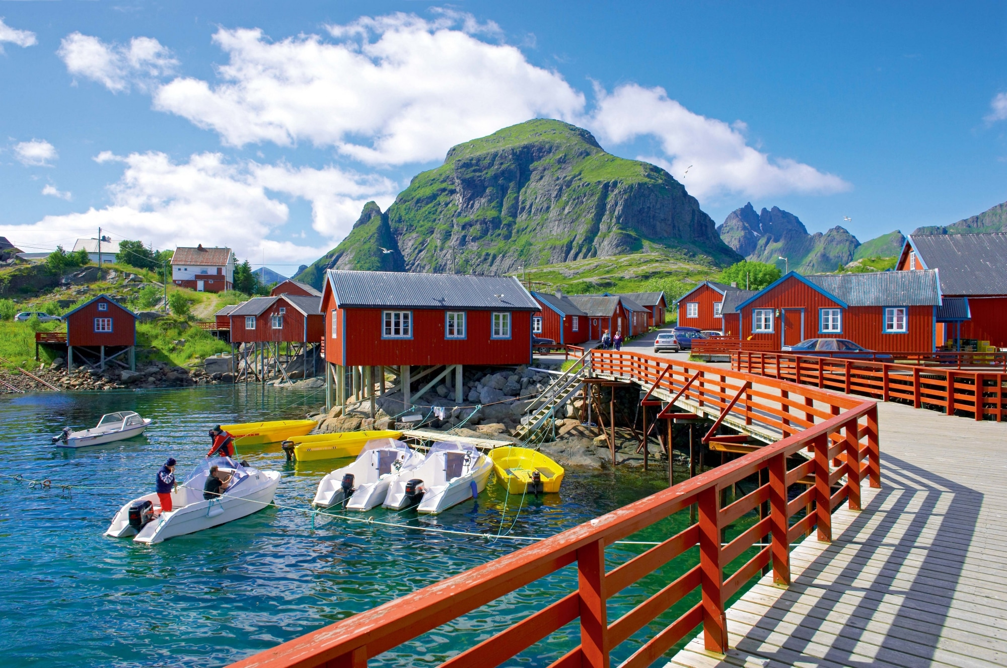 Nordkap, Lofoten