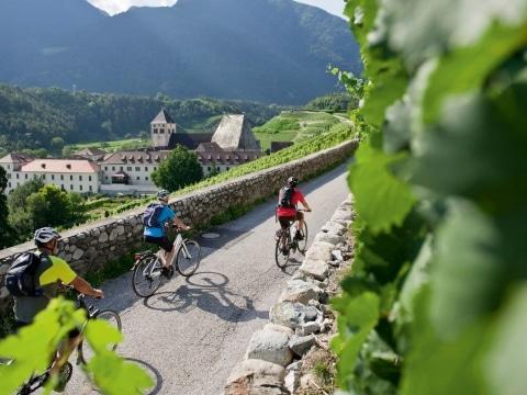 Radlerfreude, Südtirol ©IDM Südtirol, Alex Filz