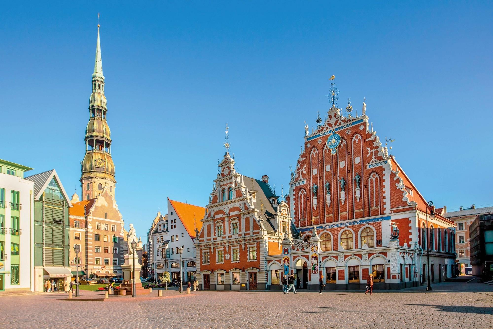 Riga, Altstadt