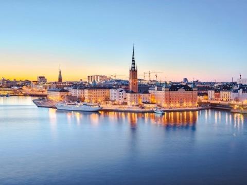 Stockholm, Nordische Königsstätte