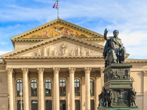 München, Bayerische Staatsoper