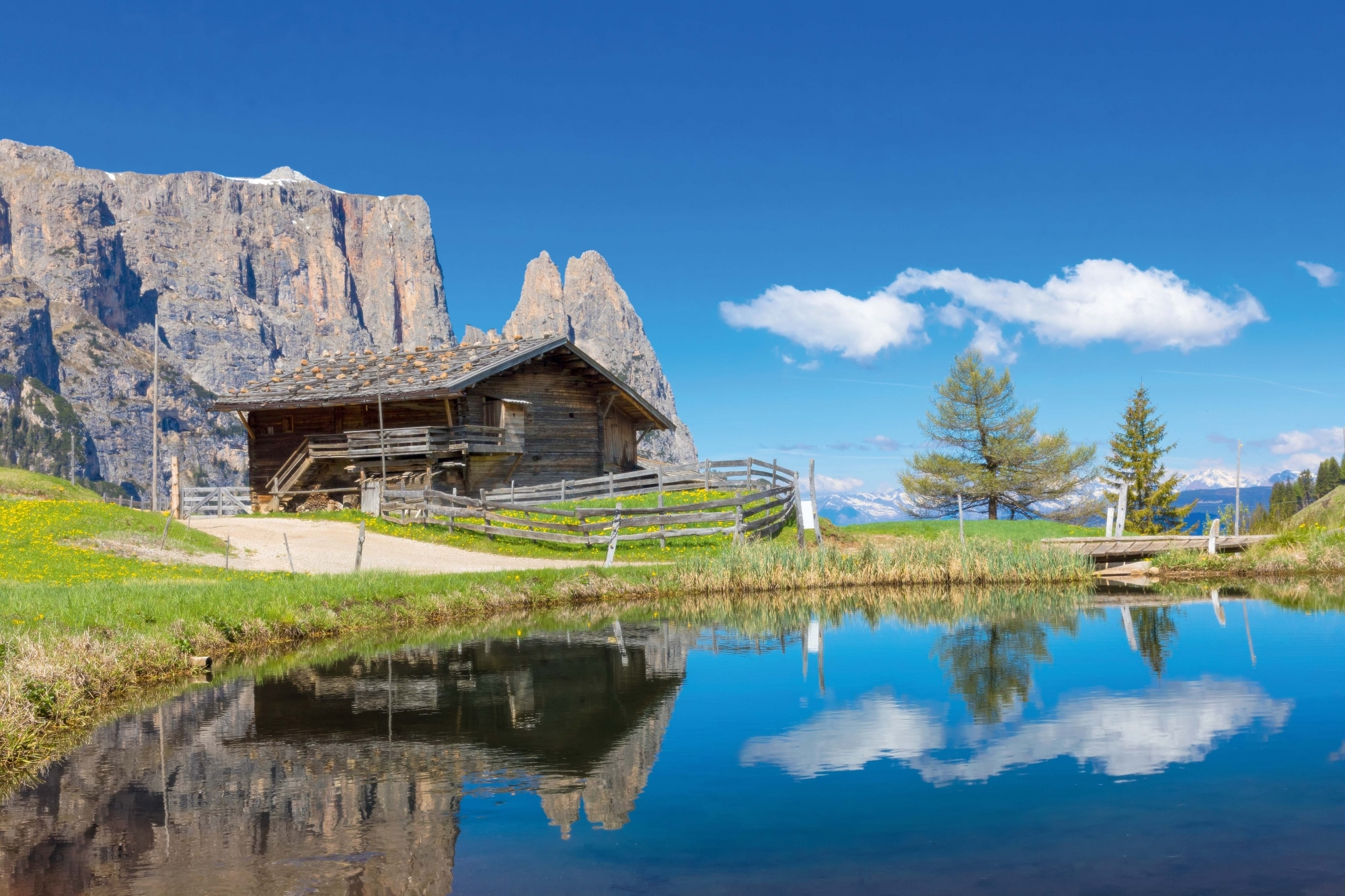 Südtirol, Seiseralm