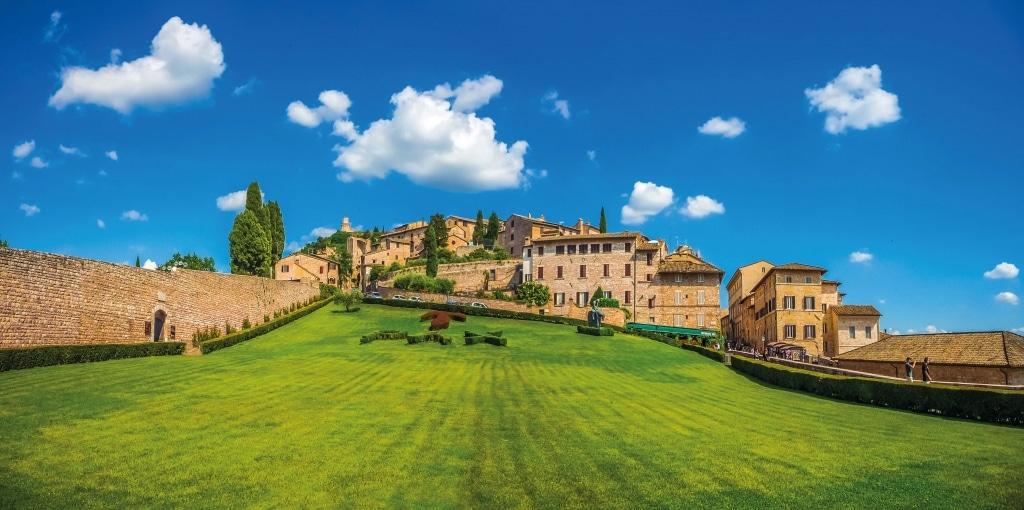 Umbrien, Assisi