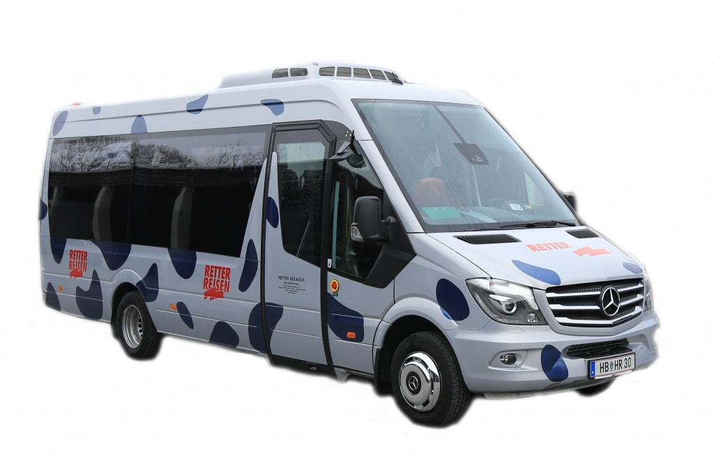 RETTER VIP Bus, 15-Sitzer