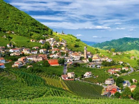 Veneto, Valdobbiadene