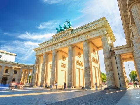 Berlin - Brandenburger Tor © iStock