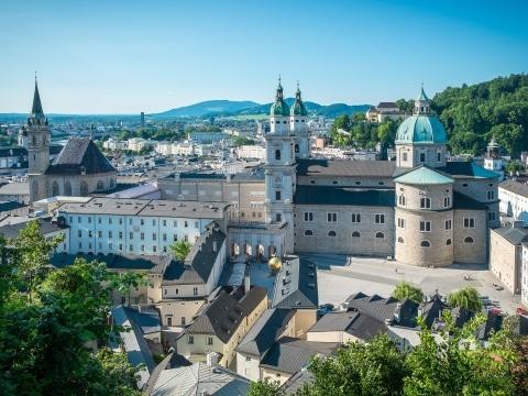 Dom Kapitelplatz © Salzburg Tourismus