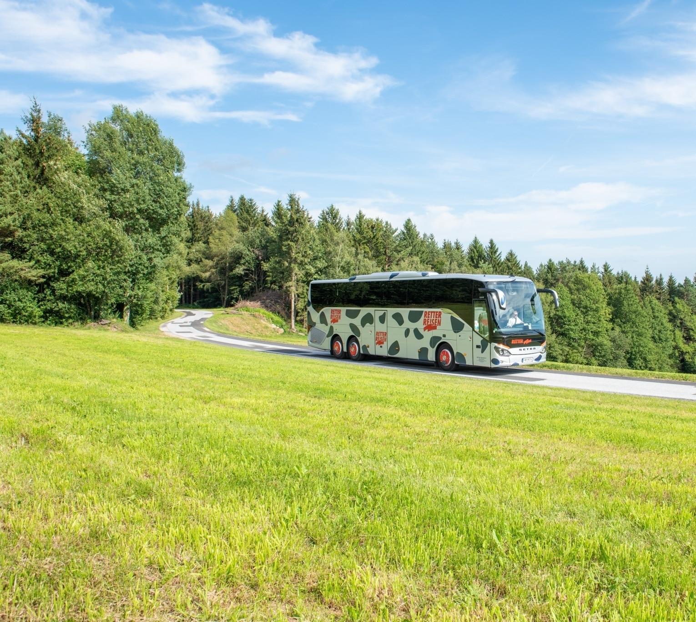 RETTER Luxus-Reisebus, Nackenstützen