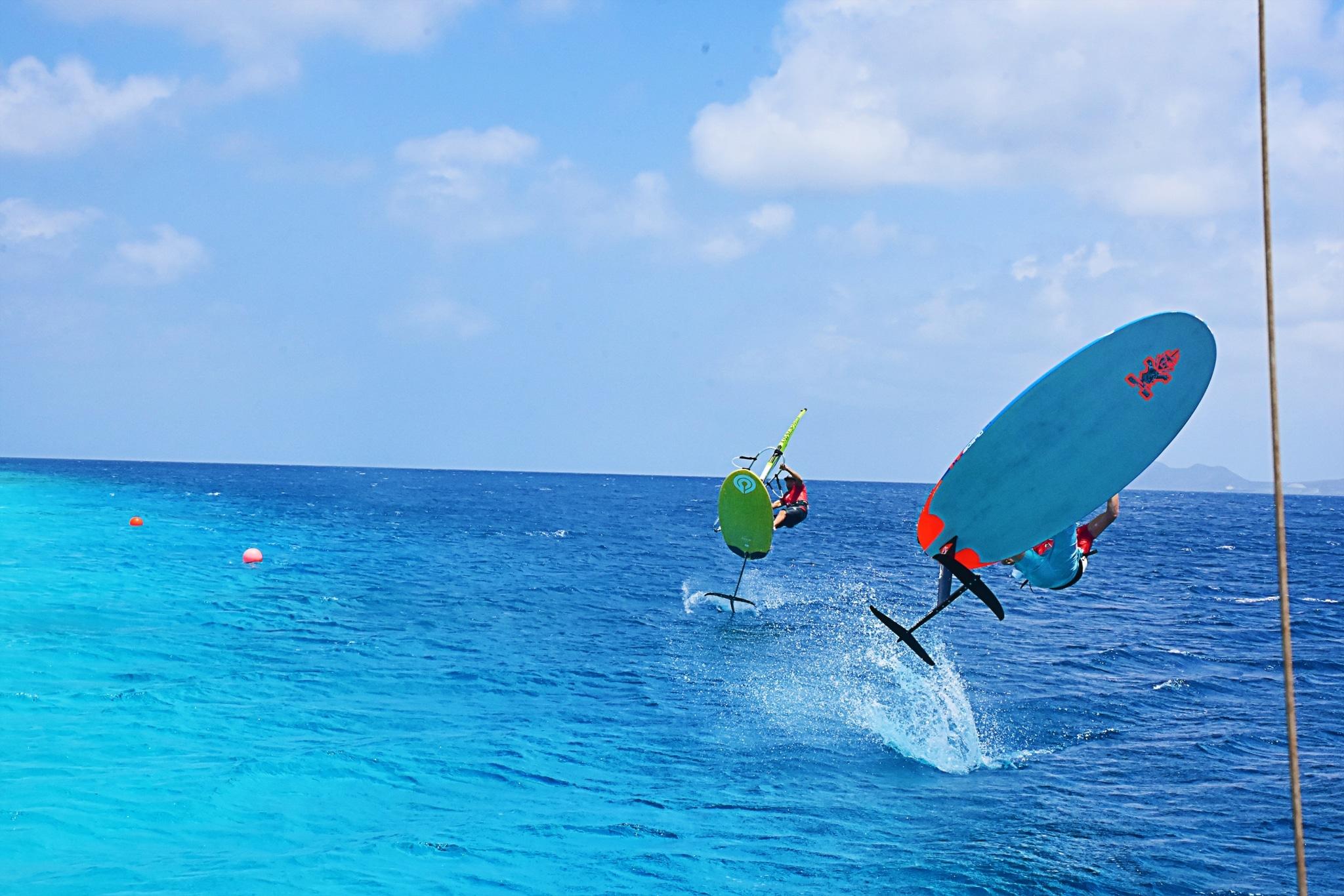 RETTER Surf, Dunkerbeck Pro Center