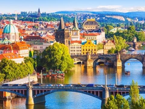 Prag © Depositphotos