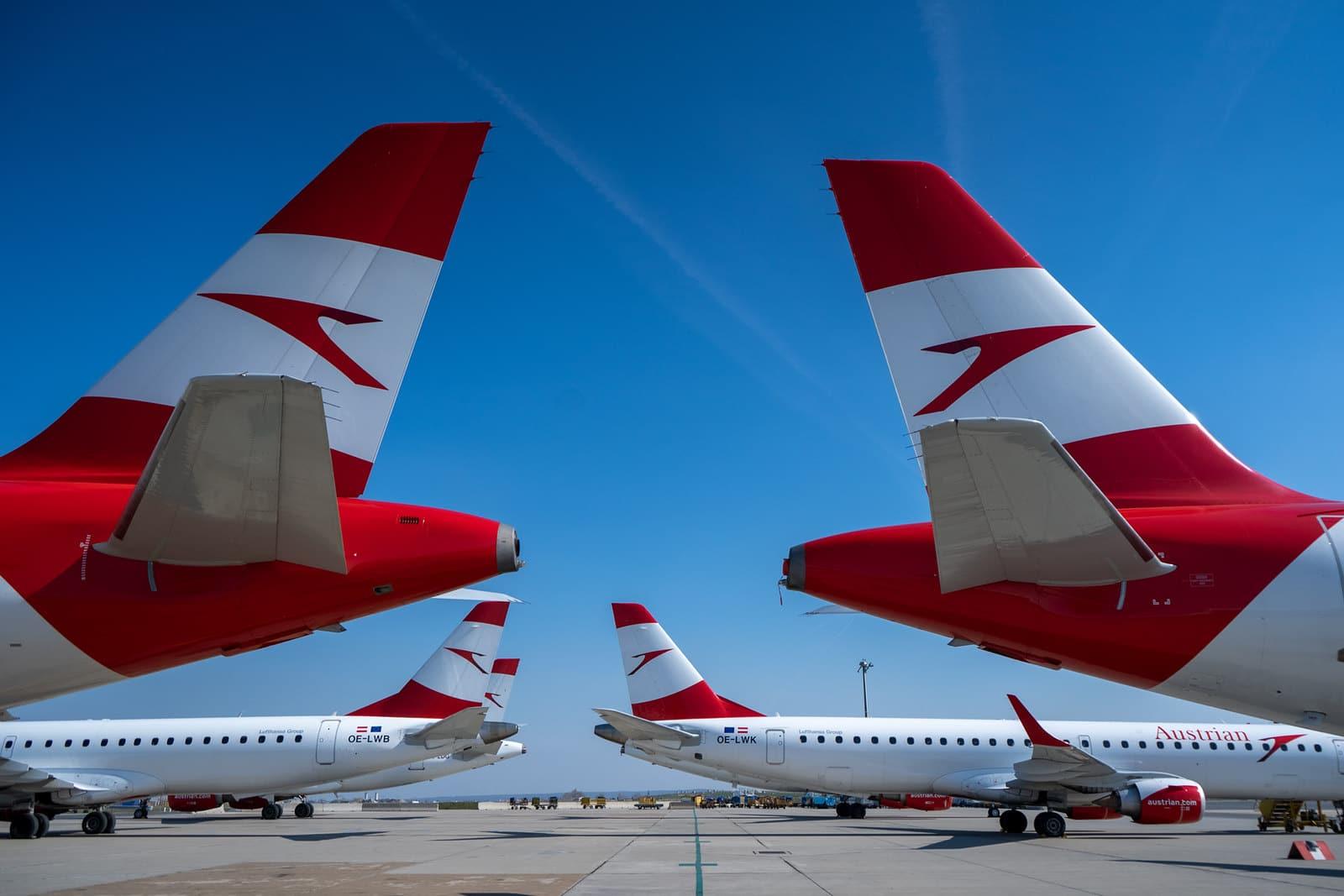 Austrian Airlines ©Florian Schmidt
