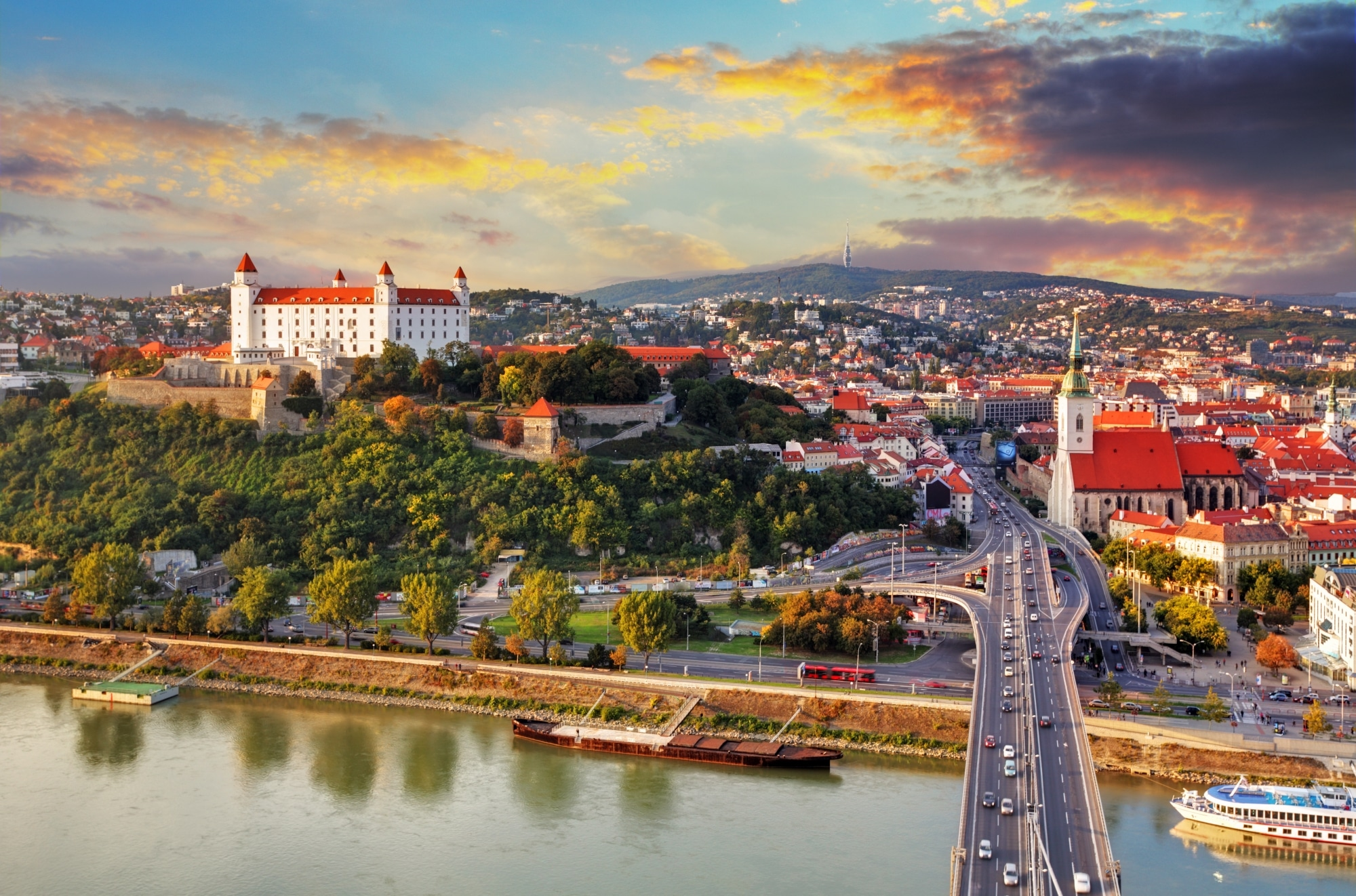 Bratislava © AdobeStock