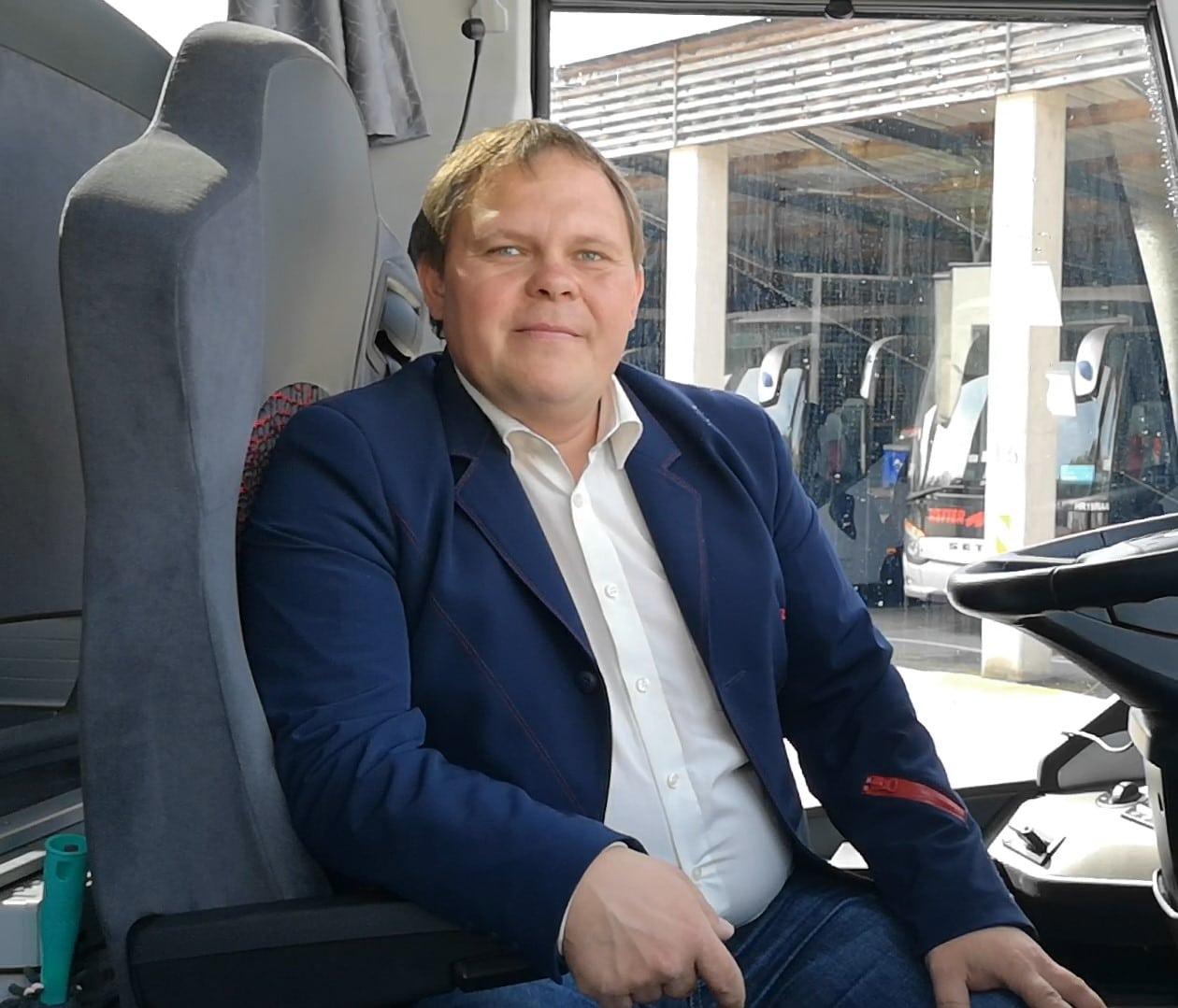 Reisekino, Andreas Dornhofer