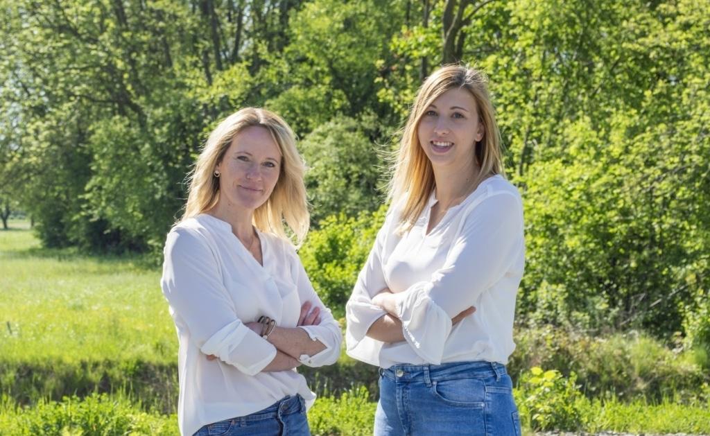 Retter Gruppenteam Margit Scherf & Larissa Kirisits