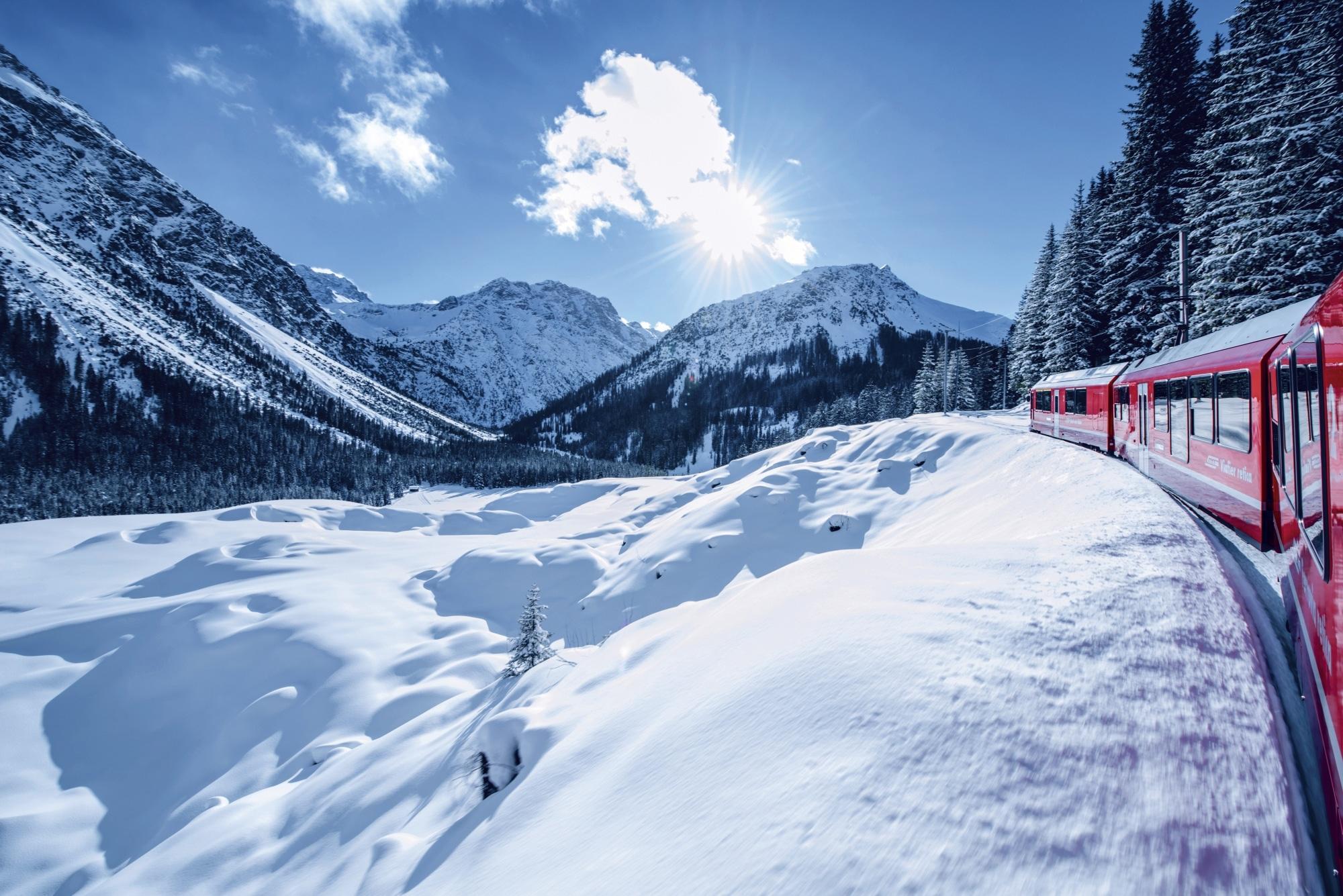 Arosa Linie ©Rhätische Bahn
